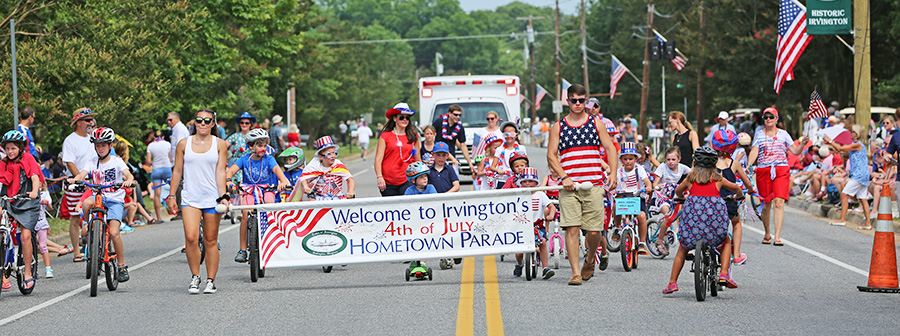 Irvington 4th of July Parade
