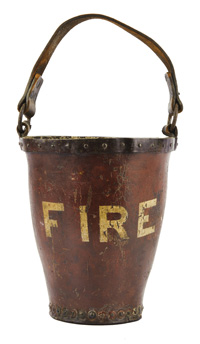 Fire waterbucket